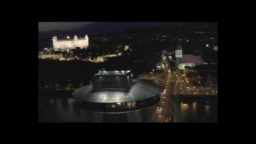 Video Reportáž O. Bakové a L. Klímové