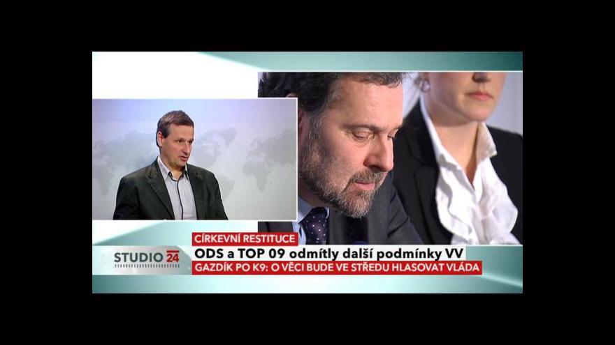 Video Komentář Martina Komárka (MF Dnes)