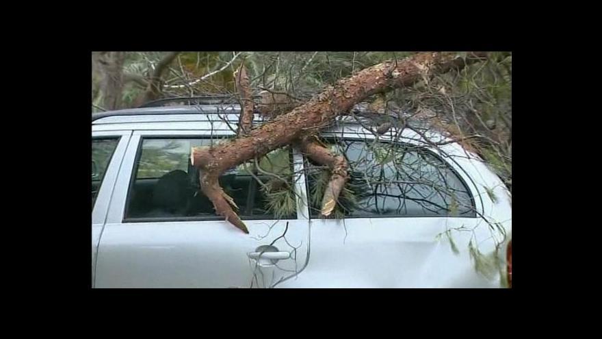Video Vichřice zasáhla i Dubrovník