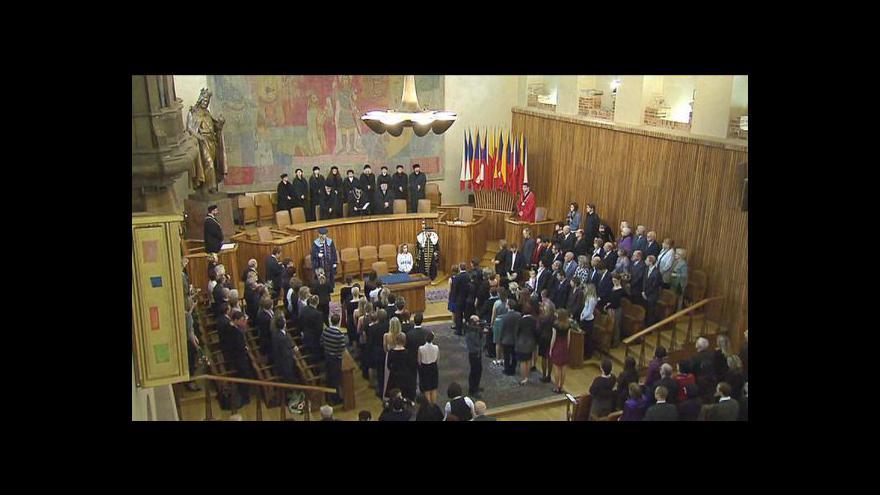 Video Reportáž Štěpánky Martanové a Ivana Lukáše