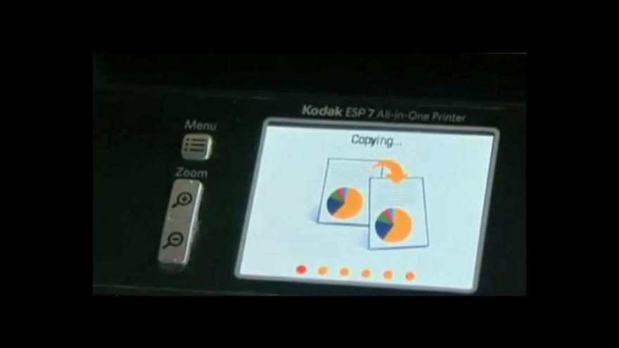 Video Pád Kodaku tématem Ekonomiky ČT24