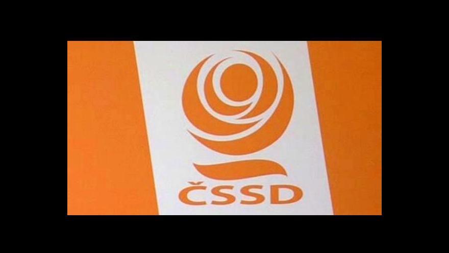 Video Brífink ČSSD k čerpání dotací
