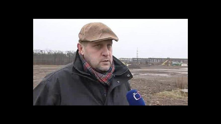 Video Hovoří koordinátor sanace Marek Vybíral