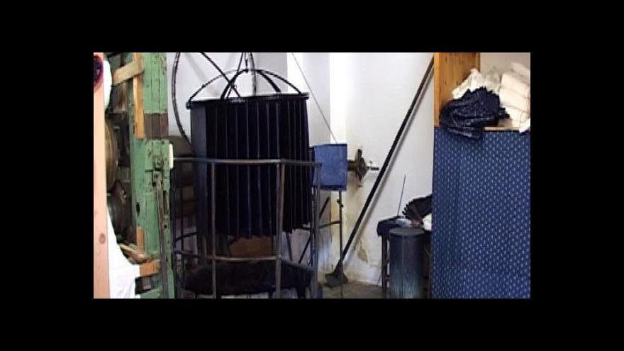 Video Barvíř Jiří Danzinger o rodinné tradici