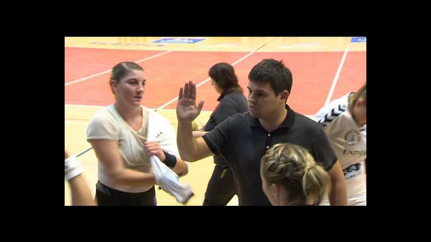 Video Trenérská rošáda ve Zlíně