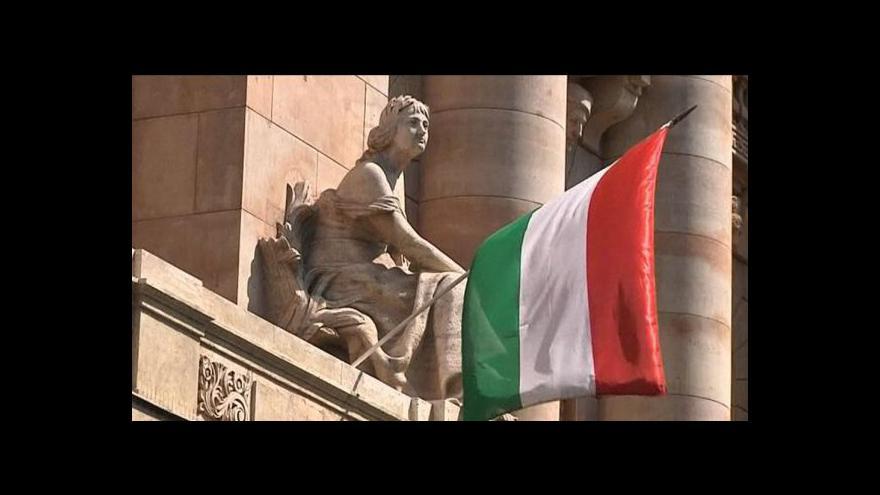 Video Problémy Maďarska tématem Ekonomiky ČT24