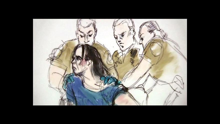 Video Harry Burkhart byl obviněn ze žhářství
