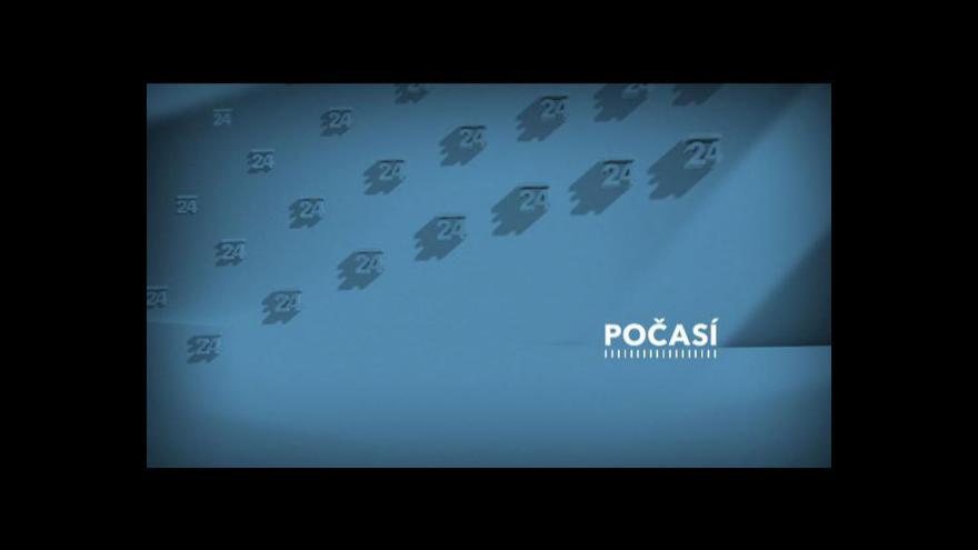Video Předpověď počasí pro nejbližší dny