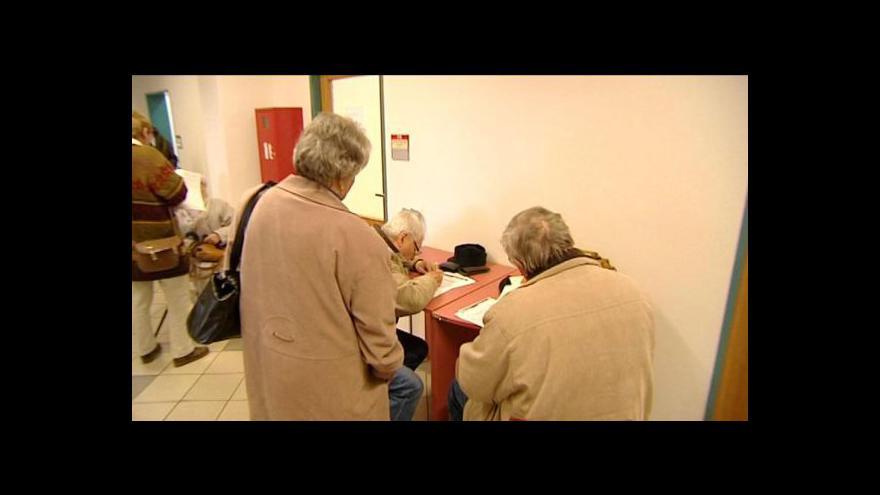 Video Reportáž Richarda Samka a Štěpánky Martanové