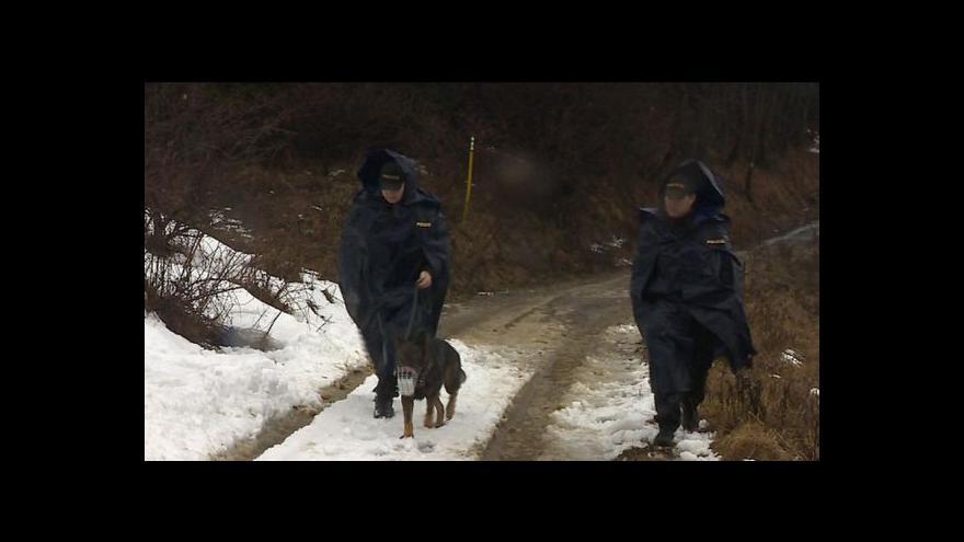 Video NO COMMENT: Pátrání po ztraceném poustevníkovi z Lopeníku
