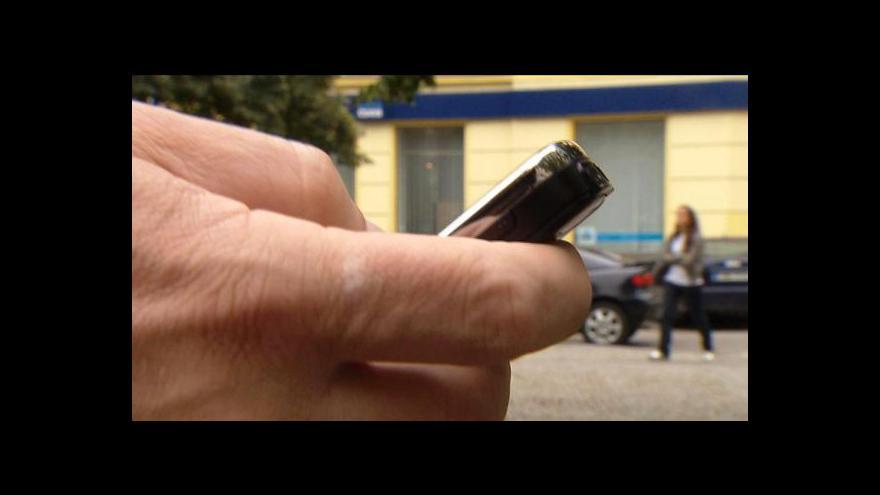 Video Reportáž Michala Šebely a Petra Vaška a Martin Červíček ve Studiu ČT24