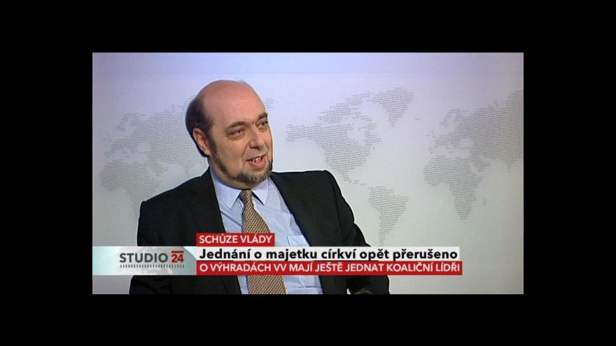 Video Rozhovor s Tomášem Krausem