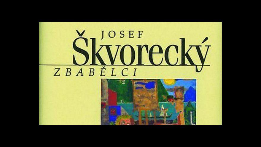 Video Jiří Stránský o J. Škvoreckém