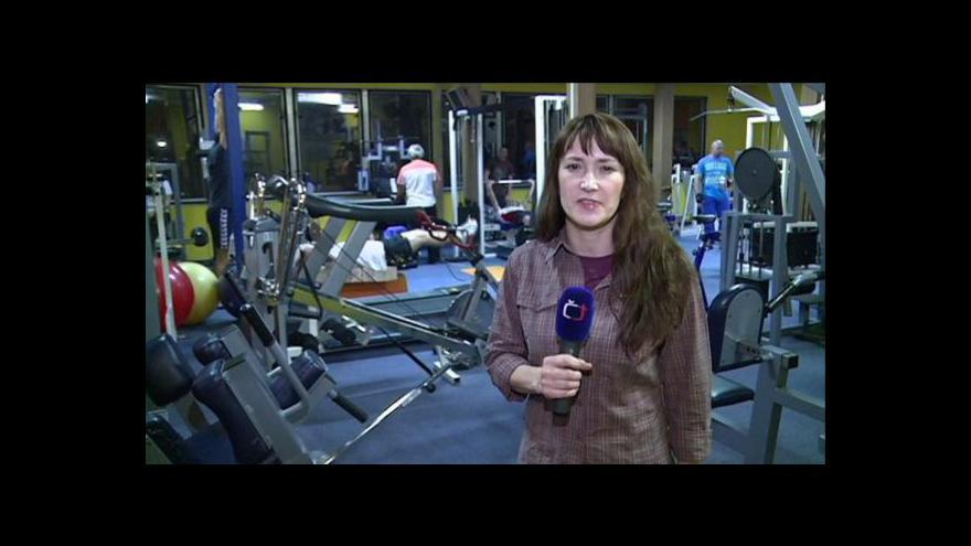 Video Reportáž Lenky Kratochvílové