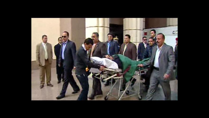 Video Pokračuje soud s Mubarakem