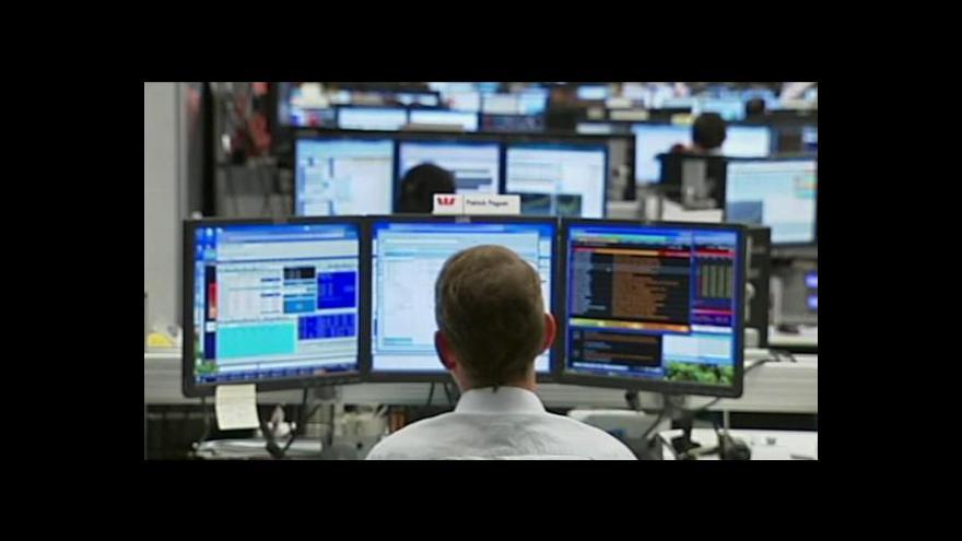 Video Úskalí akciových trhů