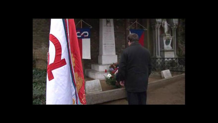 Video Sokolské župy uctily památku svého zakladatele