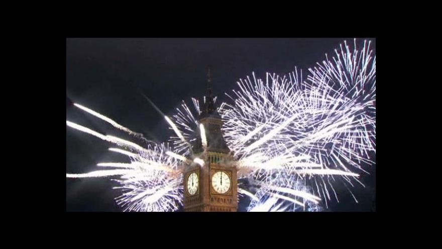Video Svět přivítal nový rok