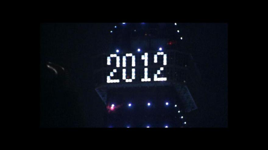 Video Státníci pronesli novoroční projevy