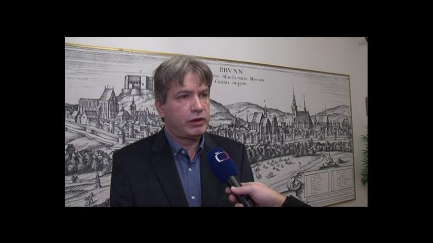 Video Primátor Roman Onderka (ČSSD) k potížím Zbrojovky