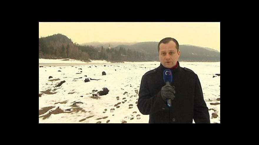 Video Reportáž Petry Sasínové a Jiřího Loučky