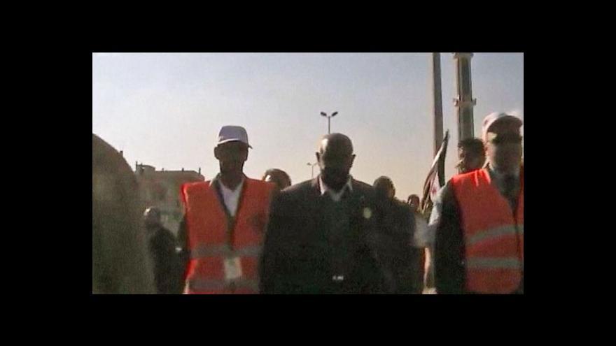 Video Pozorovatelé LAS pokračují v misi