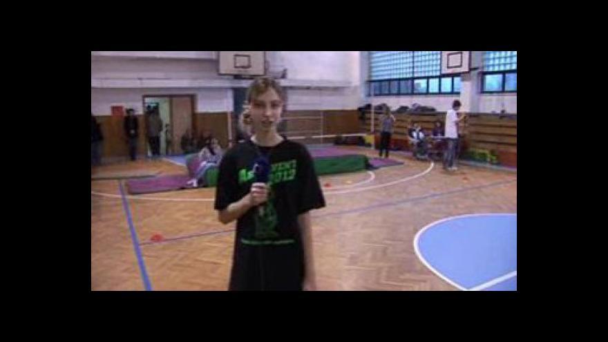 Video Reportáž Pavlíny Šárkové