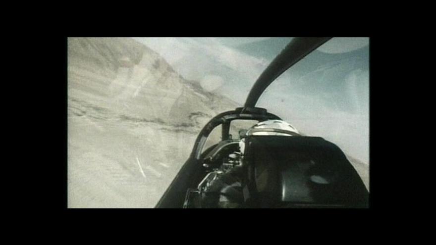 Video Izraelské letectvo bojuje s ptáky