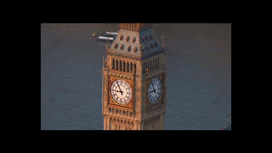 Video Londýn čeká olympiáda a oslavy královského výročí