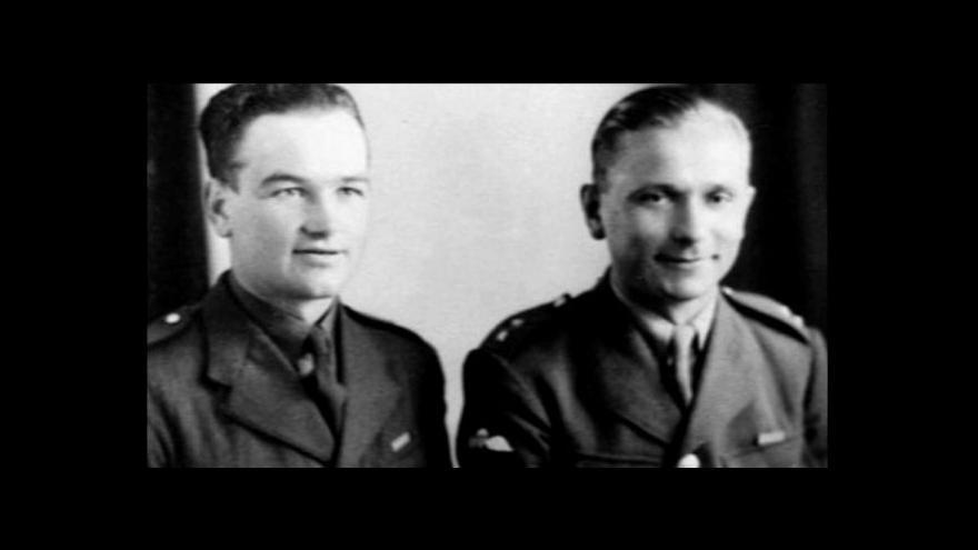 Video Před 70 lety začala operace Anthropoid