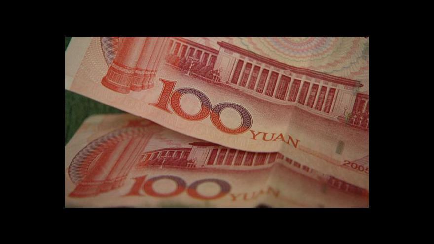 Video Čínu trápí dluhy domácností