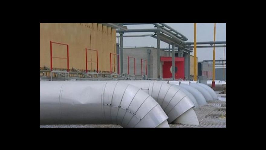 Video Rusko a Ukrajina se znovu schází kvůli plynu