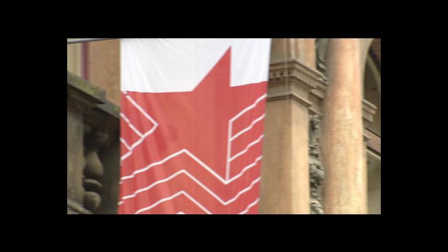 Video Vládu pohoršuje kondolence KSČM do KLDR