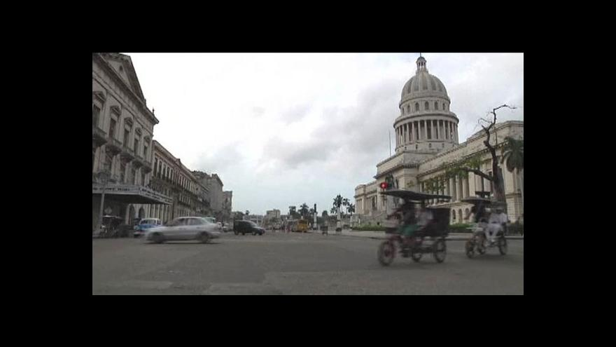 Video Kuba bude propouštět vězně