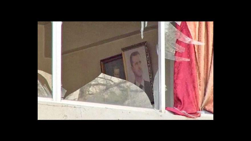 Video Sebevražední atentátníci zabili v Sýrii přes 40 lidí