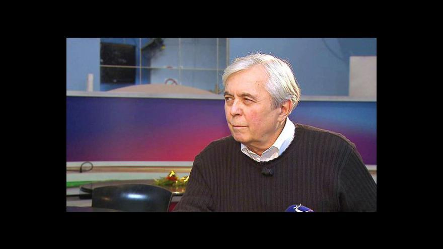 Video Rozhovor Daniely Drtinové s Josefem Abrhámem