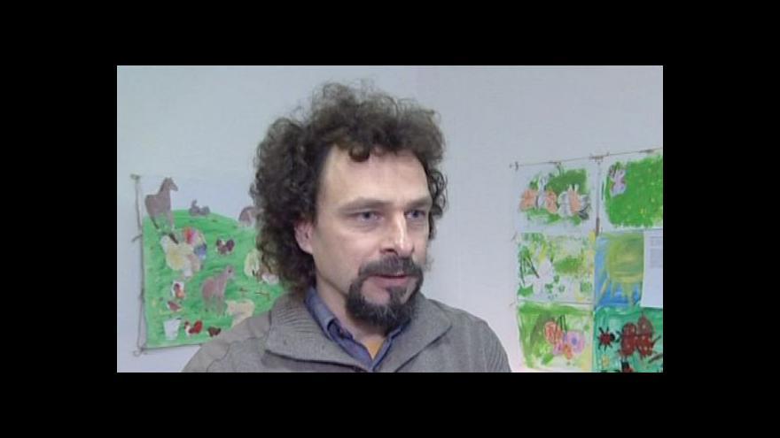 Video Hovoří psychoterapeut Igor Nosál
