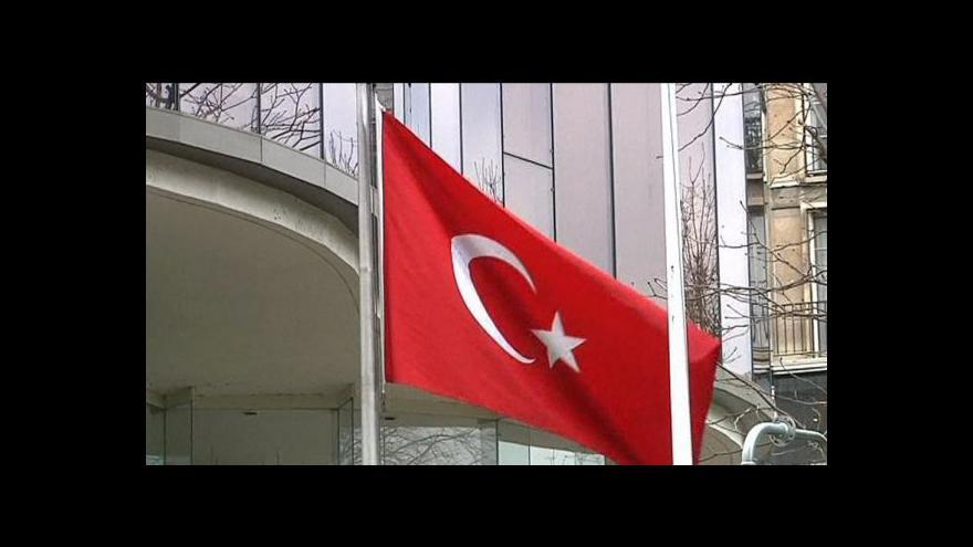Video Krize turecko-francouzských vztahů