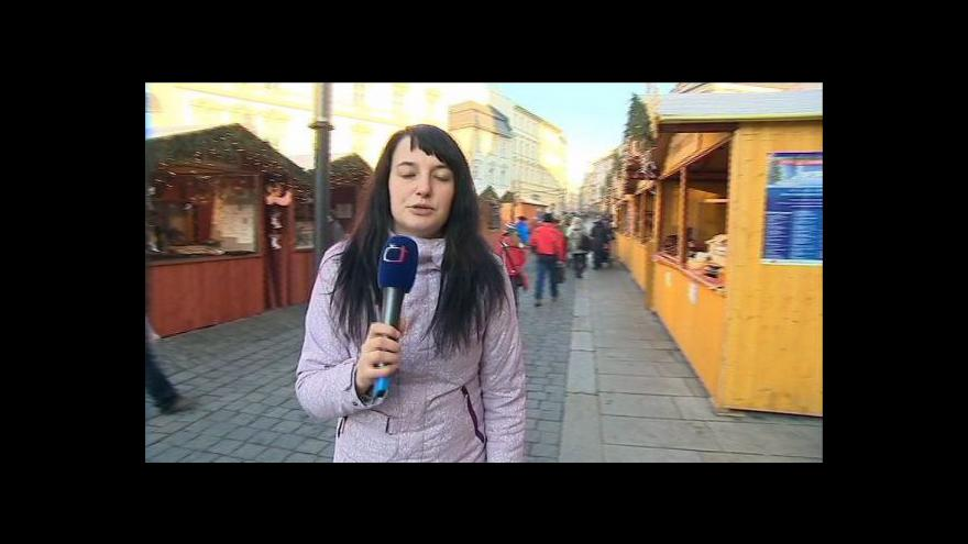 Video Reportáž Michala Poláška a Moniky Bezuchové