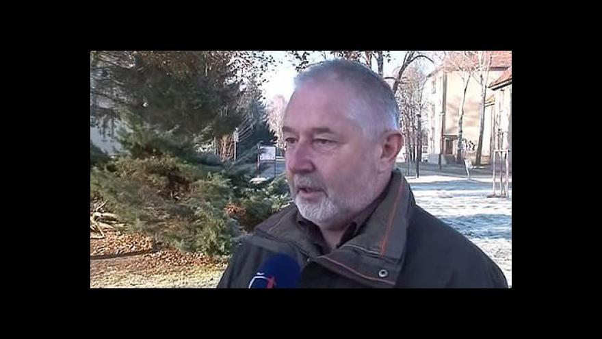 Video Předseda rybářského svazu František Capita o problémech se svodidly