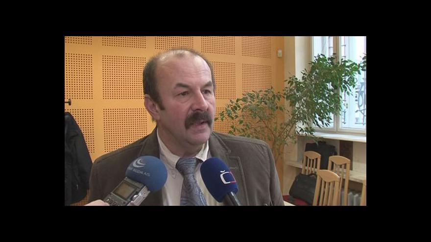 Video Statistik ČSÚ Jiří Hrbek o rozmachu ekologického zemědělství