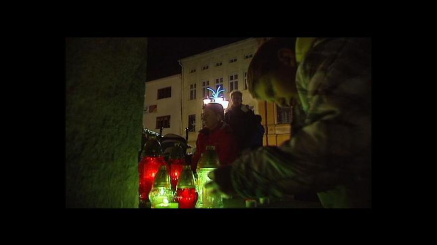 Video Reportáž redakce zpravodajství