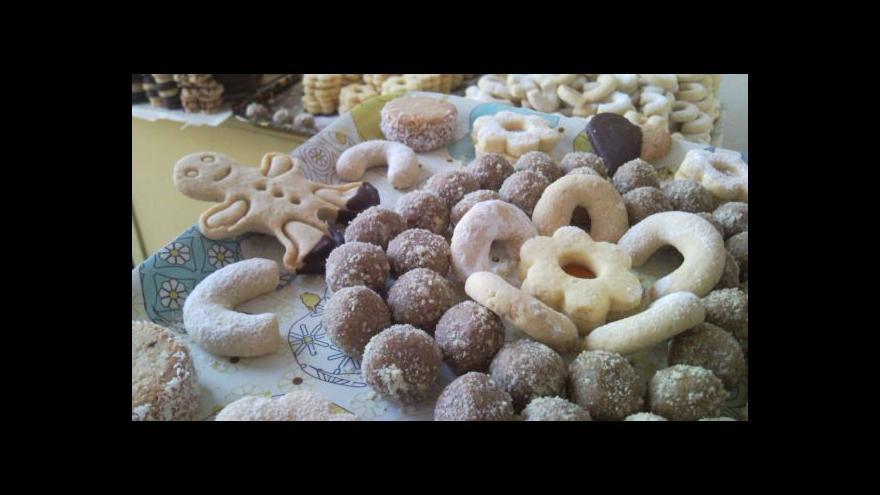 Video Zuzana Kobíková o pečení bezlepkového cukroví