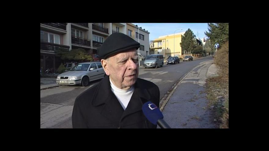 Video Milan Uhde vzpomíná na Václava Havla