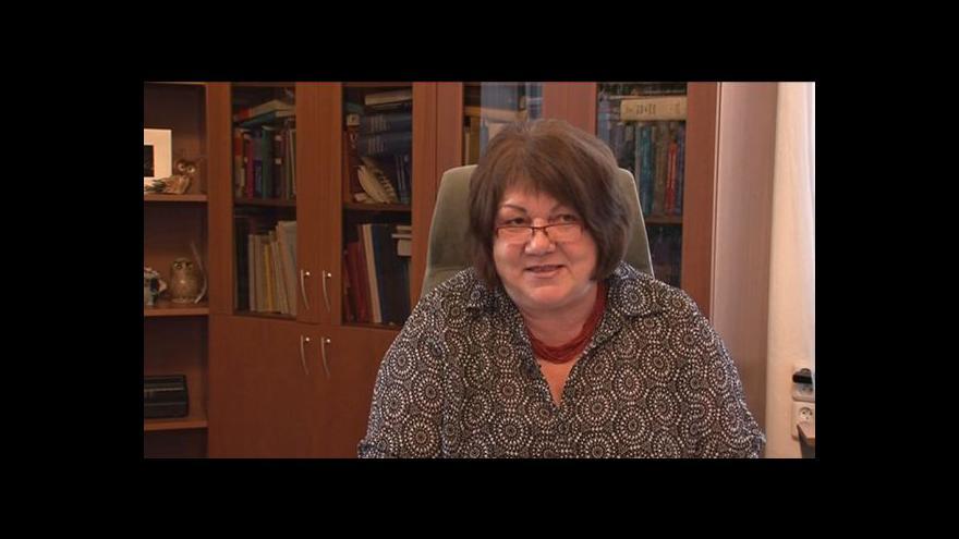 Video Eliška Wagnerová vzpomíná na Václava Havla