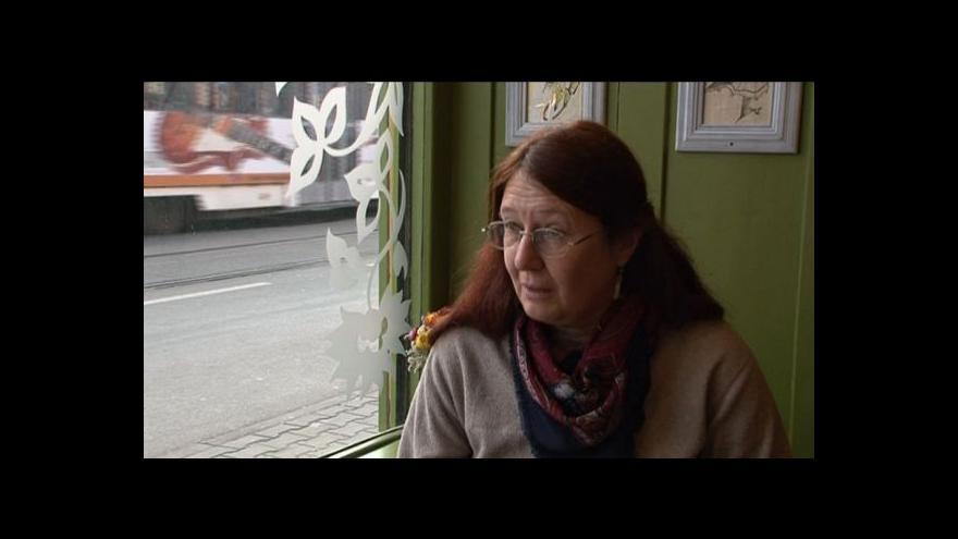 Video Publicistka Jana Soukupová o významu Václava Havla pro moravský disent