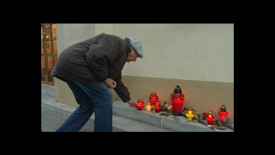 Video Vstup Luboše Rosího