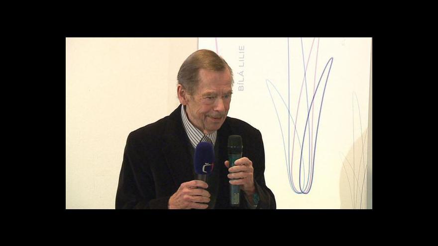 Video Havel byl politikem i umělcem