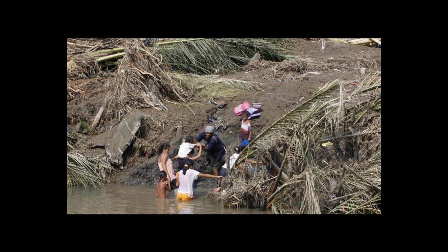 Video Filipíny zasáhly katastrofální záplavy