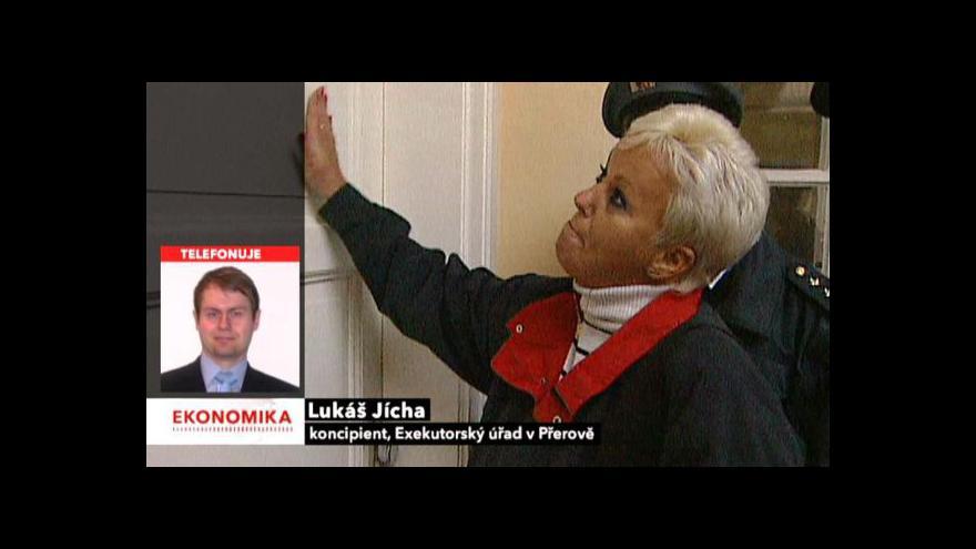 Video Rozhovor s Lukášem Jíchou